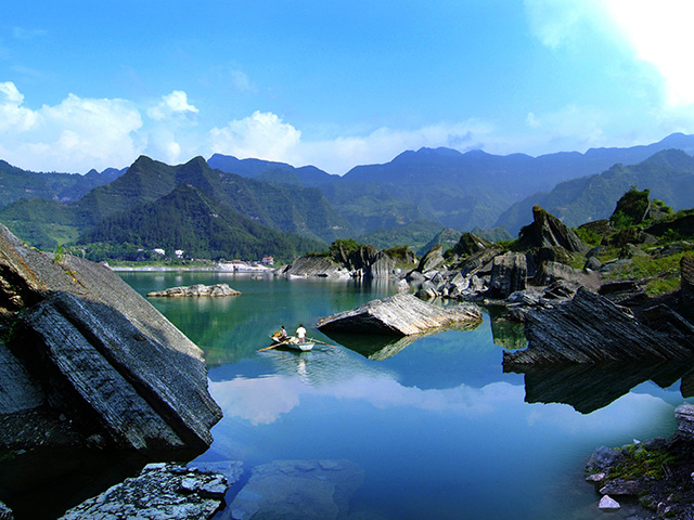 Zhuoshui - The Next 5A Tourist Attraction-8