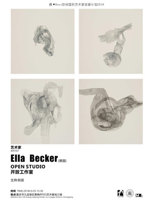 Ella Becker - Art Exhibition