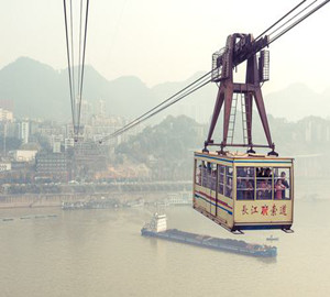 Yangtze River Cableway Sightseeing Bus Is Available Now!