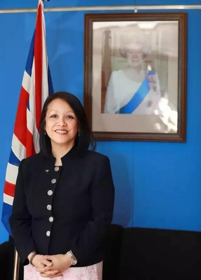 Interview with the British Consul-General Chongqing-1