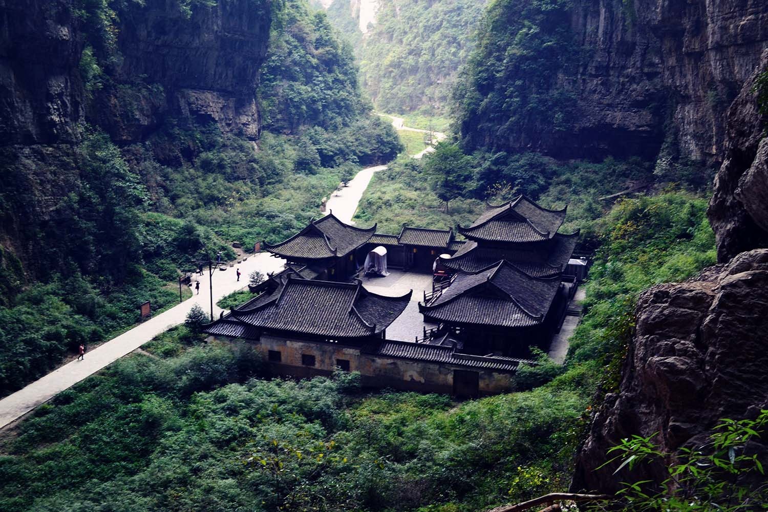 Free Access to Two Wulong Scenic Spots